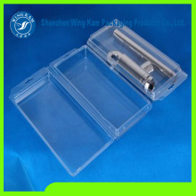 professional design for plastic pvc pet calmshell blister packaging packed for unique telecontrol relative goods product