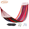 80cm Wooden Spread Bars Camping Hammock Swing Bed