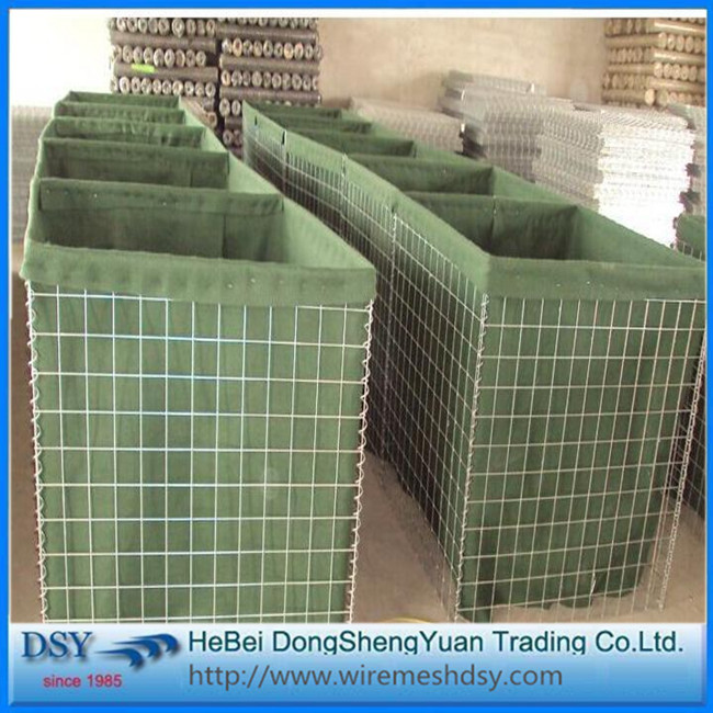 Galvanized Hesco Barriers for Sale