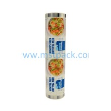 Short Production Time Packaging Food Roll Film