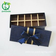 Hot selling customed chocolate paper box