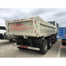 China for China Dump Car,Electric Dump Car,Side Dump Mining Cars Supplier SINOTRUK HOHAN Heavy Duty Tipper Dump Truck export to Macedonia Factories