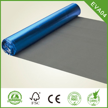 2mm Rubber Underlay with Silver Foil