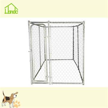 Luxury outdoor large metal dog kennel fence