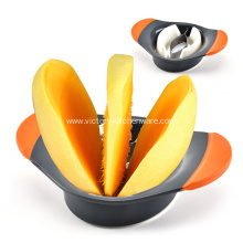 Stainless steel Mango slicer