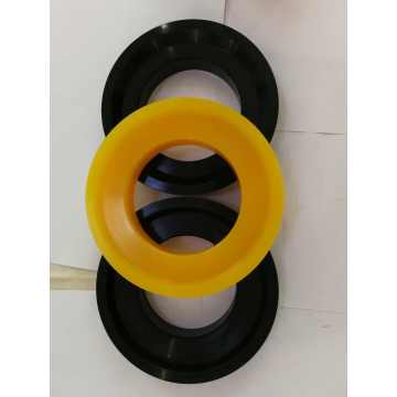 Putzmeister fabric splited rubber piston seal