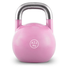 ODM for Powder Coated Cast Iron kettlebell Hollow Steel Competition Kettlebell export to Bermuda Supplier