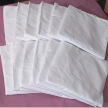 Antibacterial flat sheets for hospital