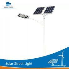 Factory Supply for Solar Power Street Light DELIGHT Single Arm Decorative Street Lights For Sale export to Iran (Islamic Republic of) Exporter