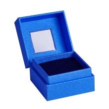 Hinged Lid Shoulder Box for Cosmetic packaging