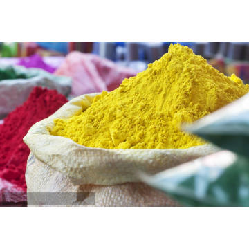Organic Pigment Style and Coating Color Run Powder