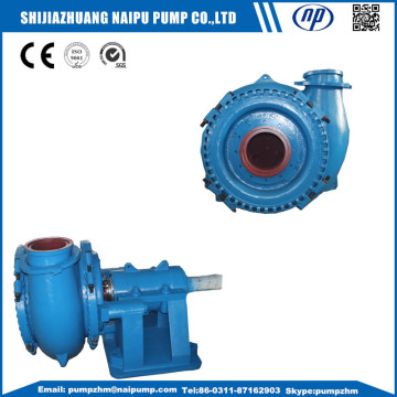 High head gravel pump