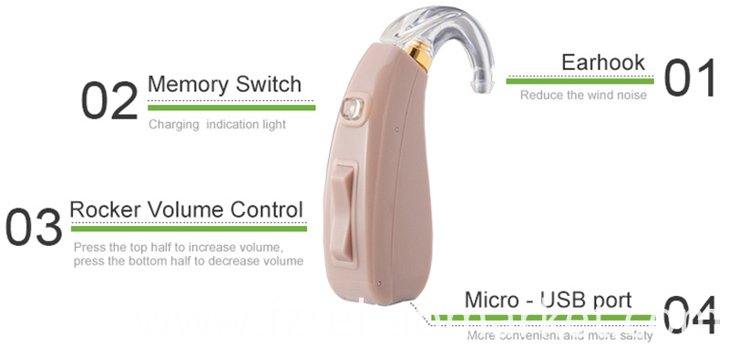 Lightweight Hearing Aids for Children