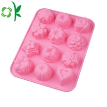 FDA Silicone Mold for Chocolate Baking Tools