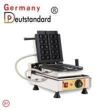 AMERICANO square WAFFLE MAKER Breakfast cooking machine