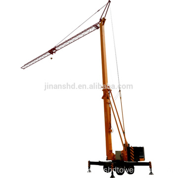 travelling tower crane 2510