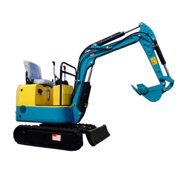 1T-8.5T small garden hydraulic digging excavator