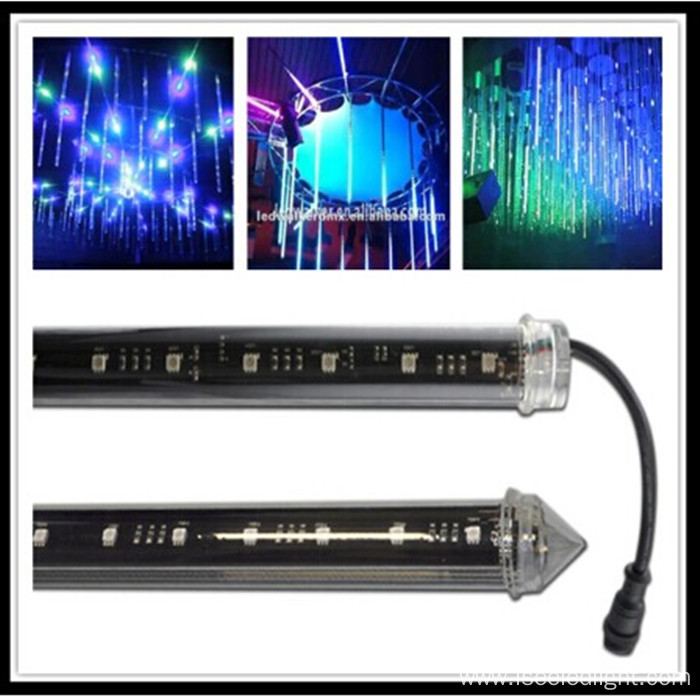 DMX RGB LED decor 3d tube