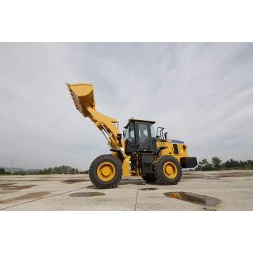 Road construction machine telescopic boom wheel loader 3T SEM636D