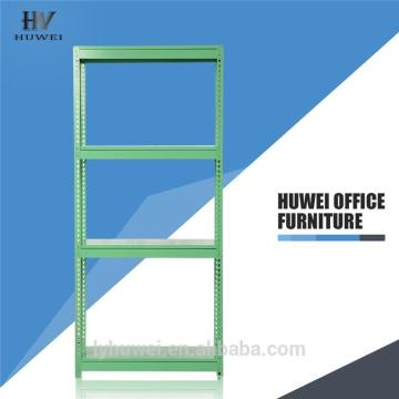 Steel boltless storage racking shelf
