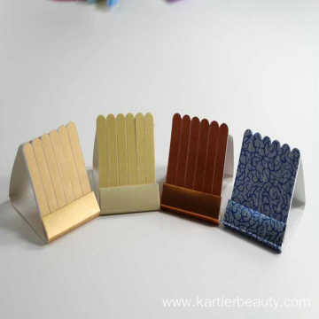 China Professional Supplier for Wooden Nail Files Sets Mini Wooden Nail File supply to Poland Factory