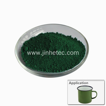 Pigment Chrome Oxide Green For Ceramics