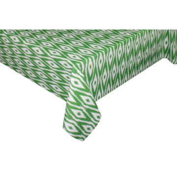 Elegant Tablecloth with Non woven backing on Amazon