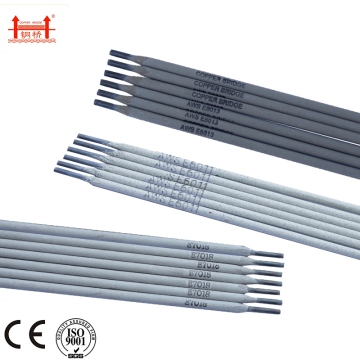 High Quality Copper bridge Brand Welding Electrode E6010