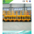 0.5t 12m Trailer Electric Mobile Scissor Lift
