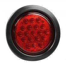 "Bottom price for Led Truck Rear Lights 4"" Round LED Trailer Truck Fog Lights supply to Tonga Wholesale"