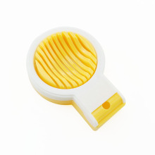 Kitchen Gadget Egg Slicer with Stainless Steel Wires