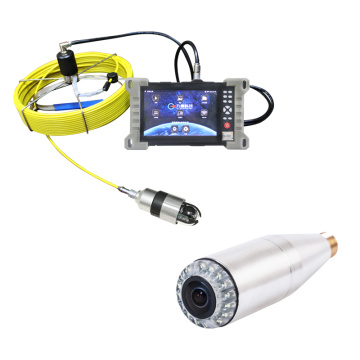 Automatic Zoom Inspection Camera System