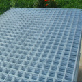 Galvanized Industrial Welded Wire Mesh Fence