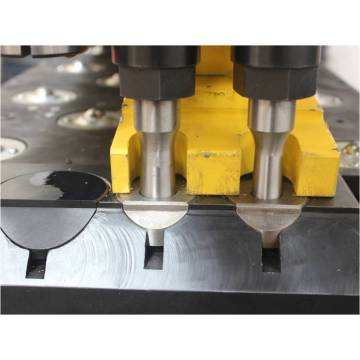 Hydraulic Hole Drilling Machine for Plates