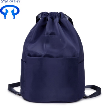 Custom  college wind backpack nylon backpack