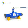 JKTL2B024 ss316 spring return on off ball valve