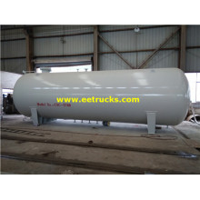 Horizontal 25MT 45cbm LPG Storage Tanks
