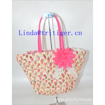 Summer Beach Straw Weave Shoulder Bags Handbag