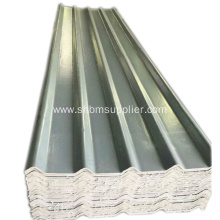 Aluminum  Anti-corrosion Fireproof  Mgo Roofing Sheet
