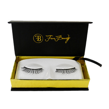 Magnetic Custom Lash Case Boxes Mink Lashes