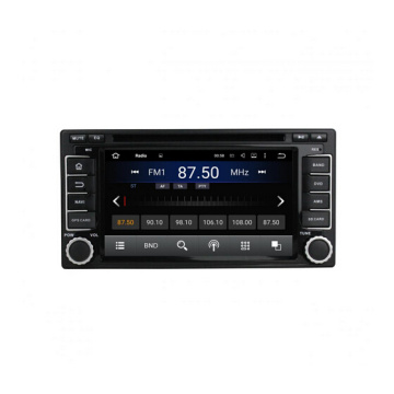 Car Audio per Subaru Forester / Impreza 2008-2011