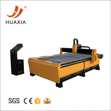 Dual driven gantry type CNC plasma cutting table