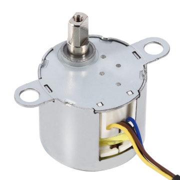 24BYJ28-015 Reduction Stepper Motor - MAINTEX