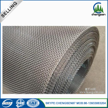 Massive Selection for Stainless steel wire mesh Plain Weave SS316 Stainless Steel Decorative Woven Mesh export to Italy Manufacturer