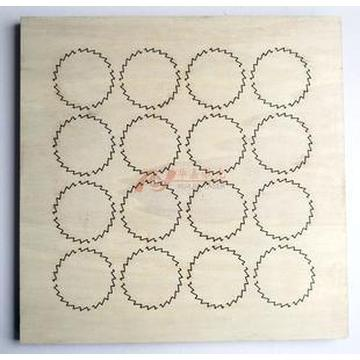 Metal Wood Acrylic Laser Cutting Machine