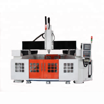 Metal Mold Carving and Cutting  Machine
