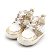 Beautiful Pentagram Pattern Soft Baby Shoes