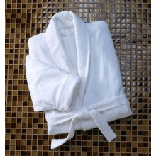 Wholesale Cotton Terry Hotel Bath Robe