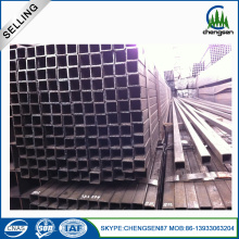 small rectangular corrugated galvanized steel pipe tube