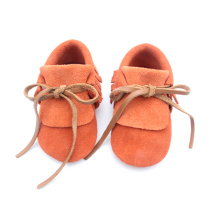 Infant Kids Shoes Leather Moccasins Baby Shoes